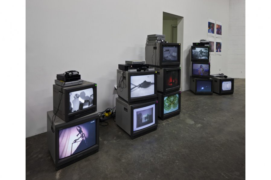 Los Angeles Free Music Society 1972-2012: Beneath the Valley of the Lowest Form of Music 2012 Installation View Photo: Fredrik Nilsen