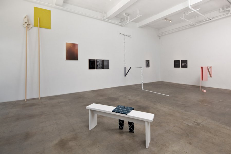 """Weird Walks Into A Room"" 2011 Installation View Photo: Fredrik Nilsen"