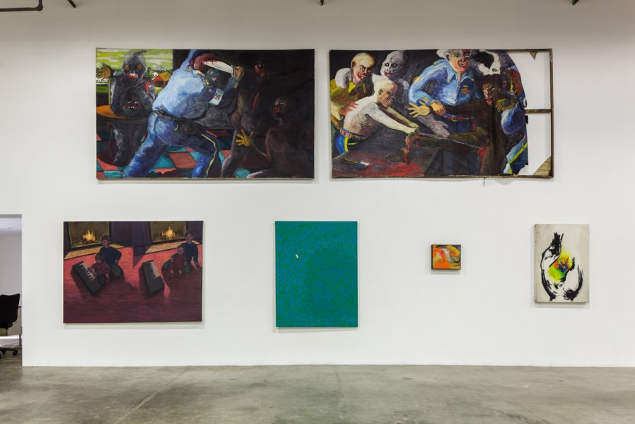 Painting 2012 Installation View Photo: Fredrik Nilsen